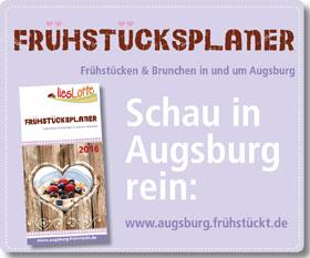 Frühstück & Brunch in Augsburg