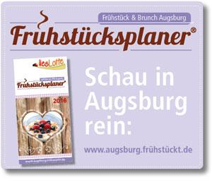 Augsburg frühstückt