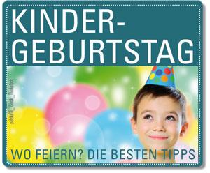 Kindergeburtstag in Augsburg feiern