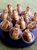 Kindergeburtstag mit Ponys