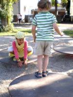 Augsburg: Spielplatz auf der Kammgarnwiese