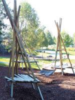 Ingolstadt: Abenteuerspielplatz im Klenzepark