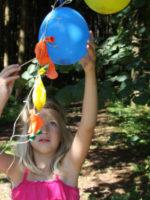 Naturkünstlerin Sue Wittig: Natur pur und Kreativität