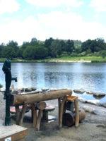 Rothsee: Spielplatz am See
