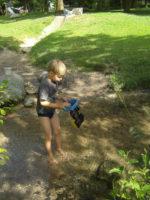 Bobingen: Wasserspielplatz