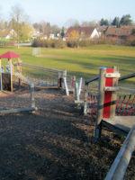 Augsburg: Spielplatz an der Welserstraße