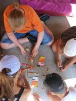 Tierischer Kindergeburtstag auf Gut Morhard