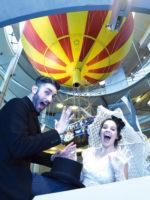 Ballonmuseum Gersthofen: Ballonfahrertaufe beim Kindergeburtstag