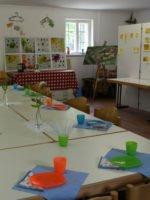 Kreativ im Schwäbischen Volkskundemuseum Oberschönenfeld