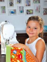 Mit Stoffen zaubern: Kindergeburtstag Nähen