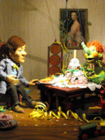 Kindergeburtstag im Museum – Puppenkiste Augsburg