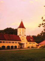 Aichach: Schloss Blumenthal