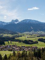 Eisenberg / Zell: Schlossbergalm