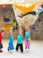 Kletter-/Bouldergeburtstag in den Boulder Sheds