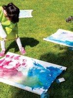 Kindergeburtstag im Atelier Kunststück
