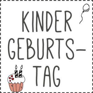Kindergeburtstag in Augsburg