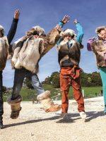 Mammuts jagen – Erlebnis-Kindergeburtstag im Archäopark Vogelherd