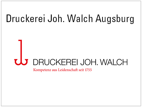 Logo Druckerei