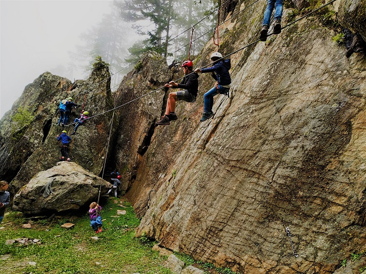 Kletterpark Jerzens