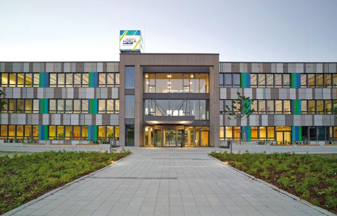 Gebäude Hermann-Schmid-Akademie