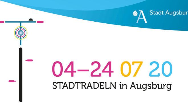 Stadtradeln in Augsburg 2020