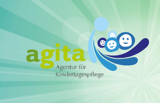 Header von agita-Kindertagespflege