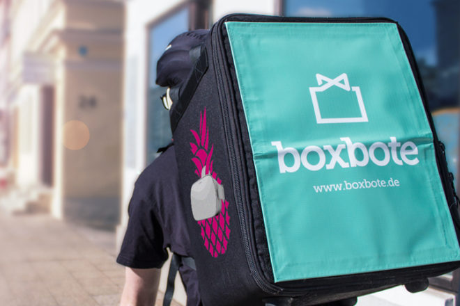 Boxbote trifft Augsburger Theater