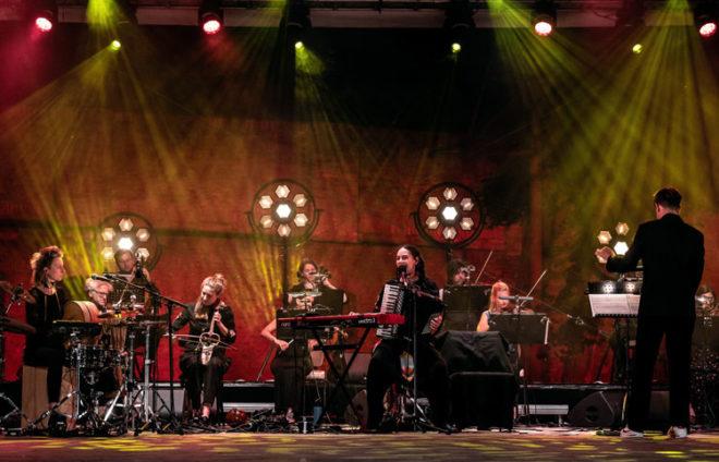 Karolina Cicha & Augsburger Philharmoniker