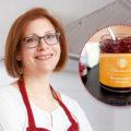 Christiane Zimmermann von meingemachtes mit ihrer Marmelade