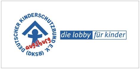 """Logo """"Kinderschutzbund Augsburg"""""""