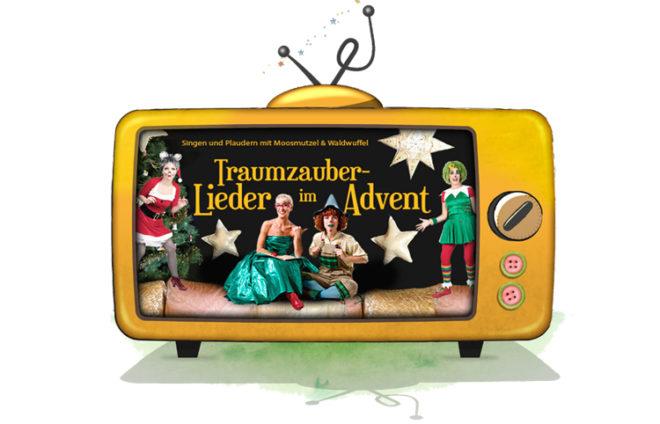 Moni Lakomy und ihr Traumzaubi-Team im Advent-TV