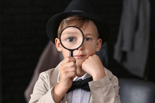 kind detektiv