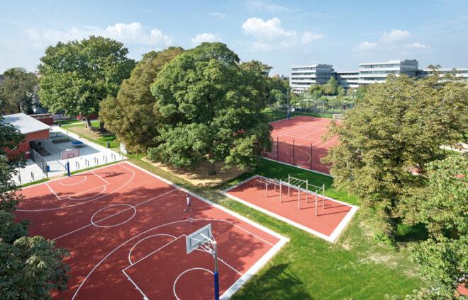 Freizeitsportanlage Oase