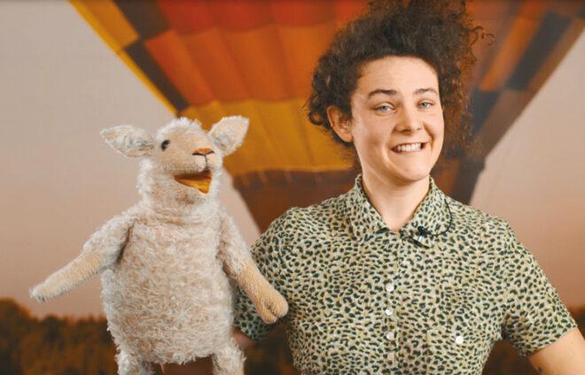 Graf Schaf und Ida