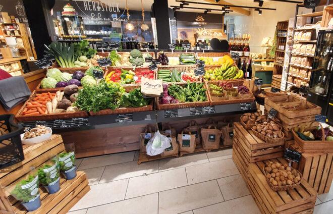 Lebensmittelgeschäft Herzstück in Diedorf/Horgau