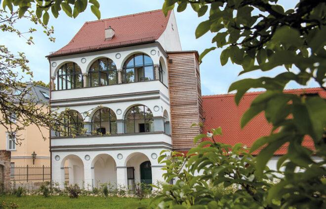 Wieselhaus-Arkaden