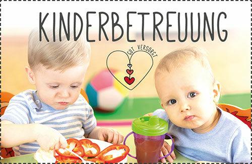 Kinderbetreuung, Kitas, Tagesmütter