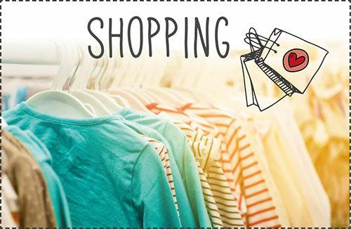 Secondhand, schöne Läden, Hofläden, Werksverkäufe