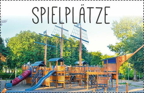 Tolle Spielplätze in Augsburg und der Region