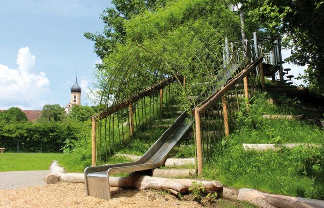 Spielplatz Oberschönenfeld