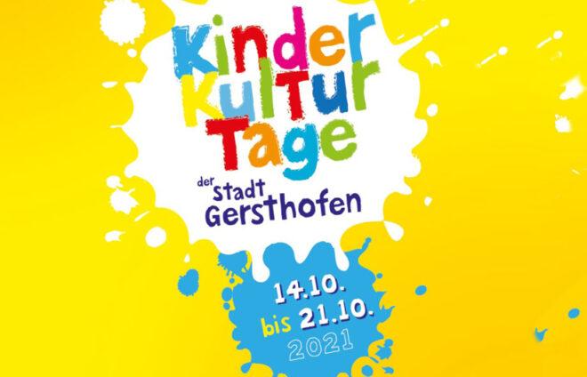 Anzeige für Kinderkulturtage in Gersthofen